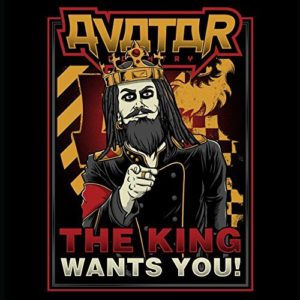 """""""The King Wants You"""" (Single) by Avatar"""