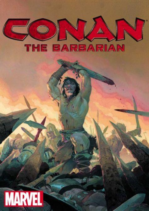 marvel comics, marvel entertainment, conan, conan the barbarian