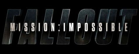 mission impossible fallout movie logo