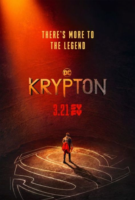 Tonight Krypton Series Premiere On Syfy Network 3212018