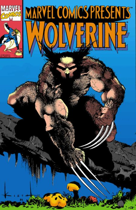marvel comics, true believers, wolverine true believers, comic book covers