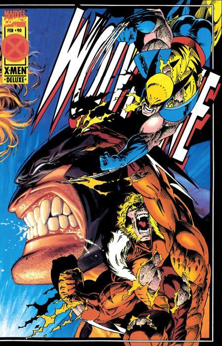 marvel comics, true believers, wolverine true believers, comic book covers
