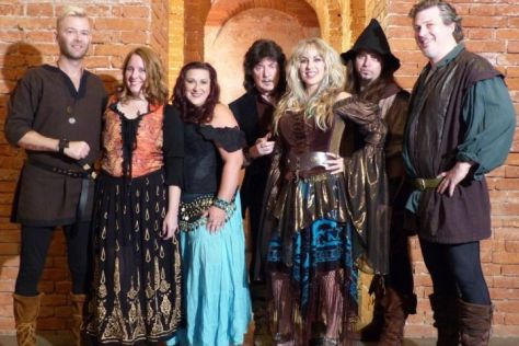 blackmore's night, ritchie blackmore, candice night
