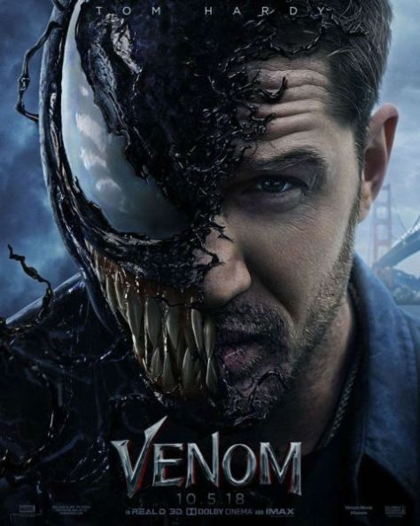 venom, movie posters