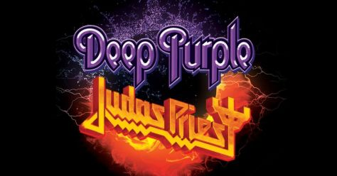 tour posters, judas priest tour posters, judas priest, deep purple, deep purple tour posters