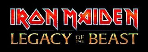 iron maiden legacy of the beast logo