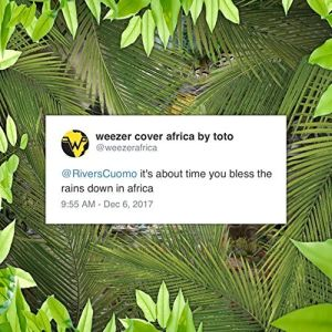"""Africa"" (Single) by Weezer"