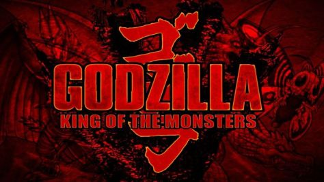 godzilla: king of the monsters logo