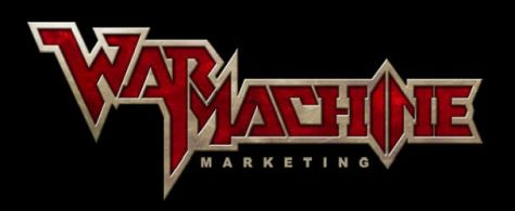 war machine marketing logo