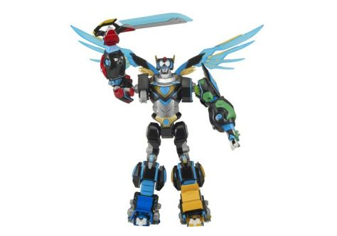 playmates toys, voltron hyper-phase collection, voltron legendary defender, action figures, voltron
