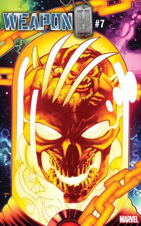 marvel comics, comic book covers, cosmic ghost rider variants