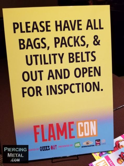 flame con 2018, geeks out, flame con 2018 photos