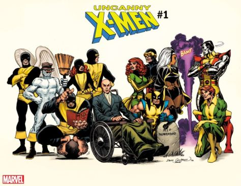 marvel comics, comic book covers, uncanny x-men