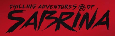 chilling adventures of sabrina logo