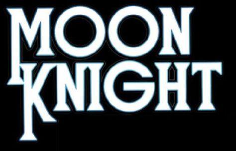 moon knight logo - comics