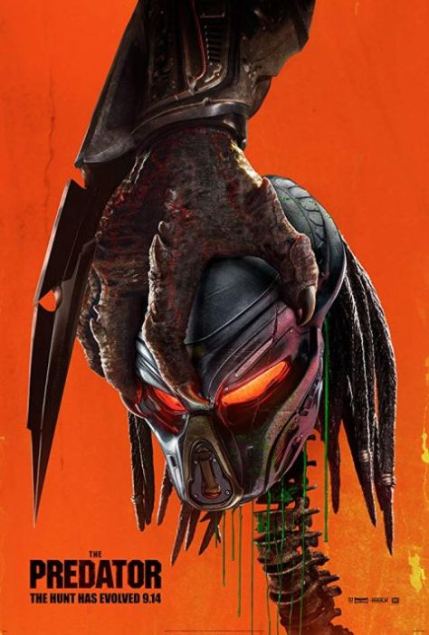 20th century fox, movie posters, the predator