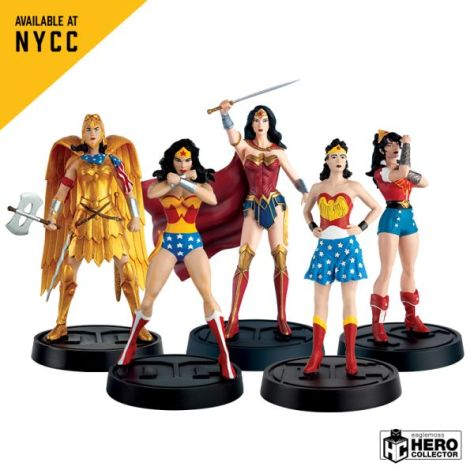 eaglemoss collections, hero collector, dc comics figurines, dc comics busts