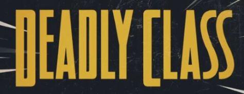 logo deadly class tv show