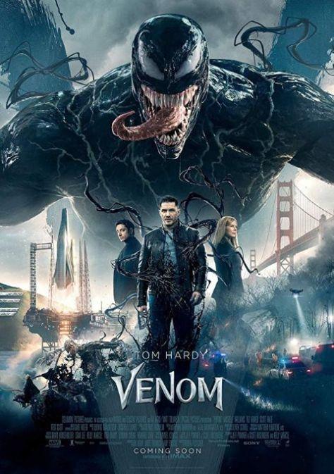 movie posters, venom