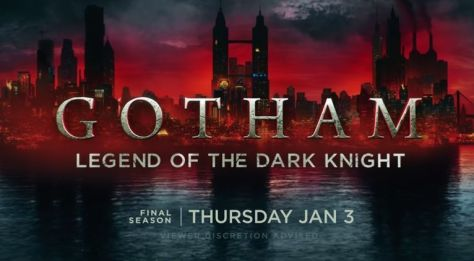 television posters, gotham, warner brothers television