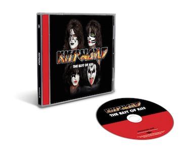 album covers, universal music, kiss, kiss albums