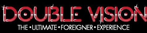 double vision foreigner tribute logo