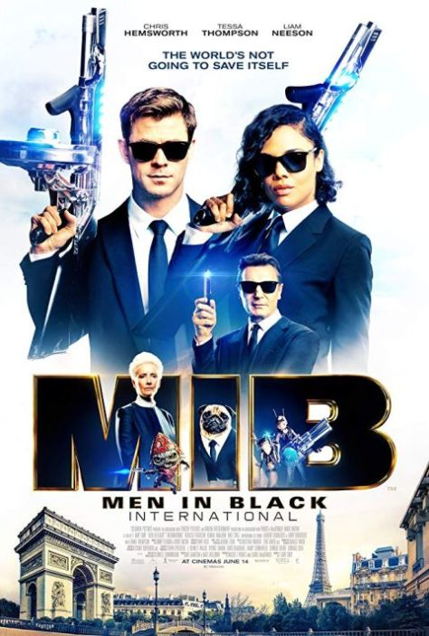 movie posters, promotional posters, sony pictures, men in black international
