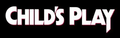 child's play movie logo