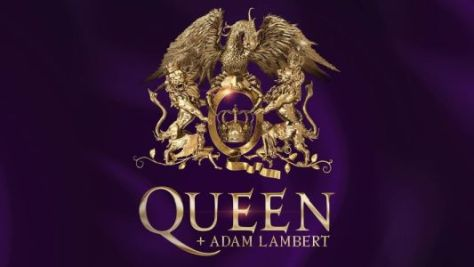 queen + adam lambert logo