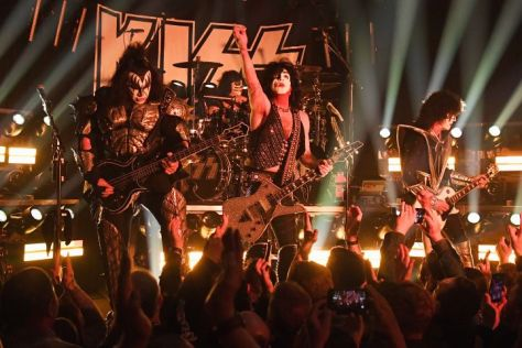 siriusxm, kiss, kiss photos, kevin mazur, kevin mazur photography