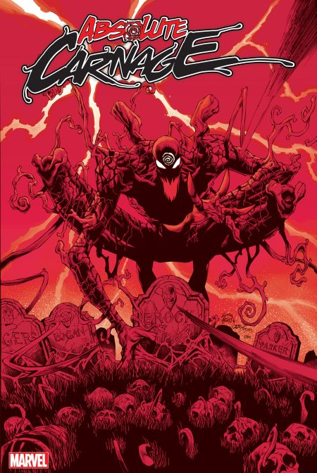 comic book covers, marvel comics, marvel entertainment, absolute carnage