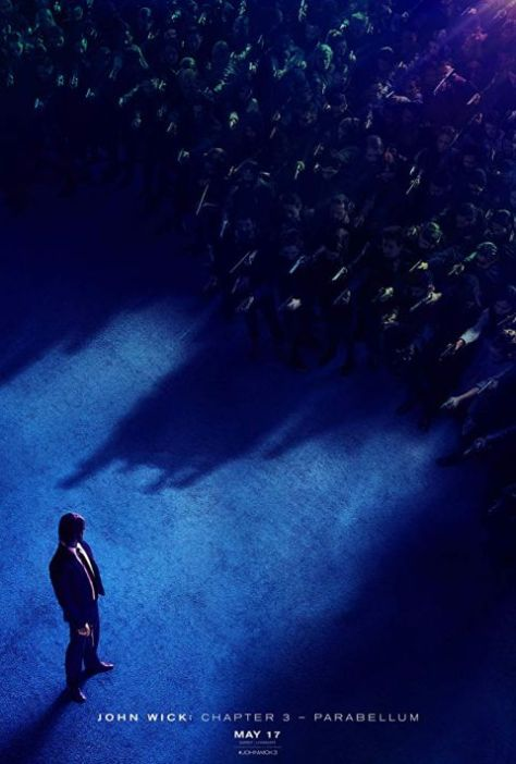 movie posters, promotional posters, lionsgate film, john wick 3, john wick 3 posters
