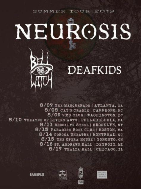 tour posters, neurosis, neurosis tour posters
