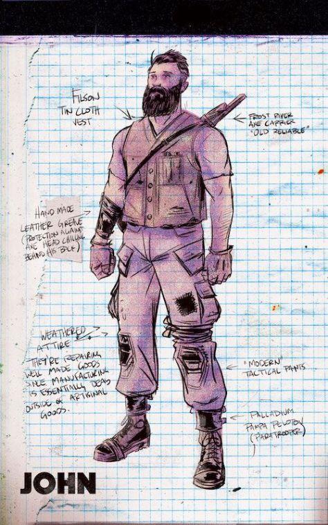 z2 comics, z2 comics preview art, eden a skillet graphic novel