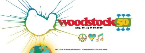 woodstock 50 long banner
