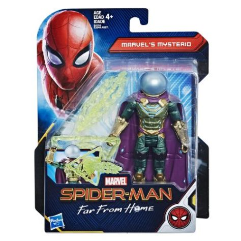 hasbro toys, hasbro, spider-man far from home action figures, action figures