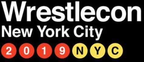 wrestlecon logo
