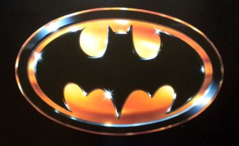 batman logo 1989 movie