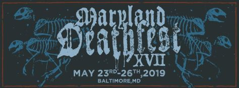 maryland deathfest 2019