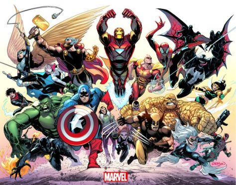 marvel comics, marvel entertainment