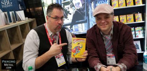 dc comics, dc entertainment, book expo 2019