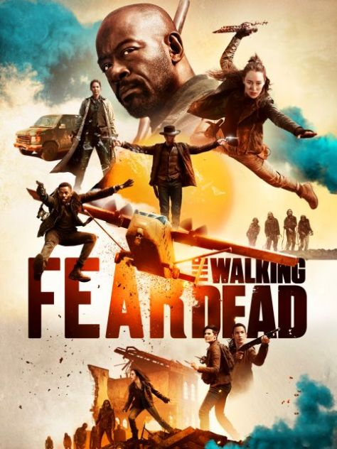 fear the walking dead poster