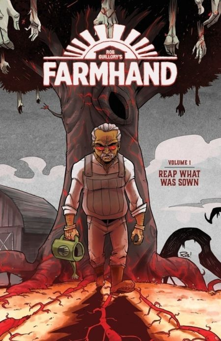 book covers, image comics, farmhand