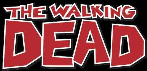 image comics, skybound entertainment, the walking dead comics logo