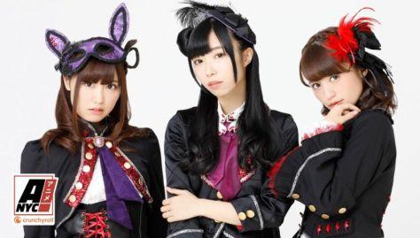lantis matsuri, anisong concert, anime nyc, anime nyc 2019, guilty kiss