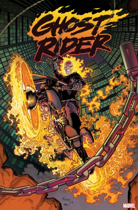 comic book covers, marvel comics, marvel entertainment, ghost rider