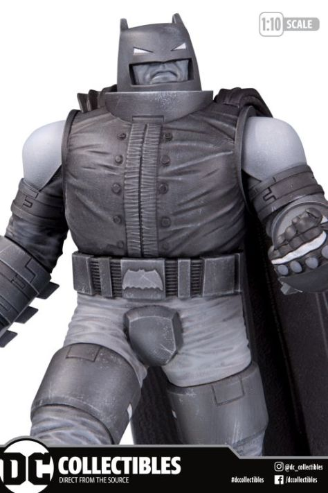 dc collectibles, dc entertainment, batman black and white, batman