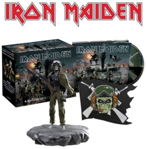 iron maiden, iron maiden albums