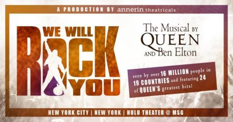 show posters, we will rock you the musical, we will rock you the musical posters