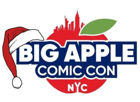 big apple comic con, big apple christmas con